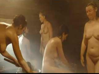 женская баня в зоне фото