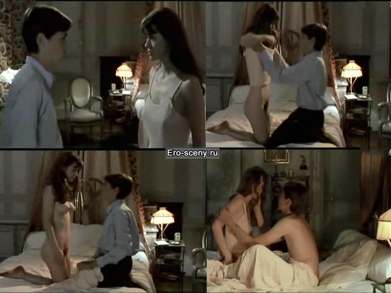 Сцены секса в ретро фильмах
