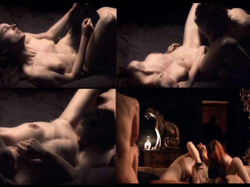 Секс сцены знаменитости 21